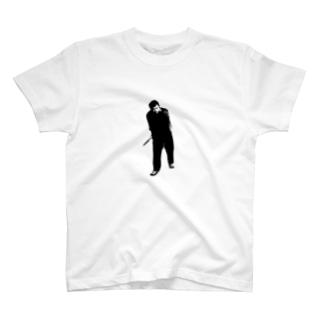 小林勇貴simple T-shirts