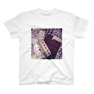 ぱきり T-shirts