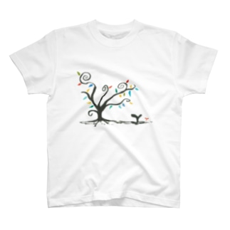 彩の樹 T-shirts