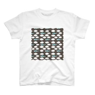 雲間のSAME T-shirts