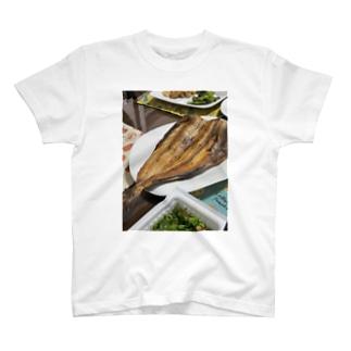 ほっけ T-shirts