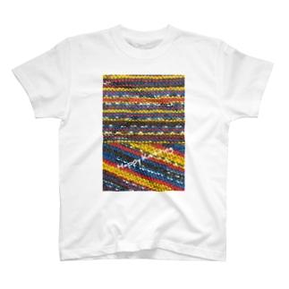 渦巻き模様 T-shirts