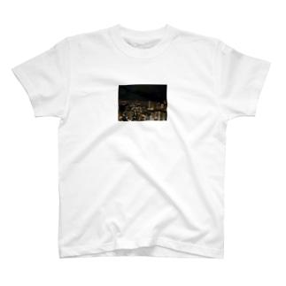 ハワイの夜景❤︎ T-shirts
