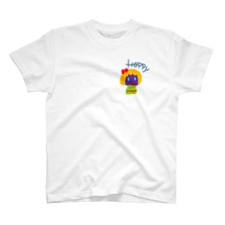 はぴはぴ💕 T-shirts