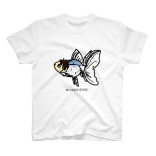雅錦×ツイスト T-shirts