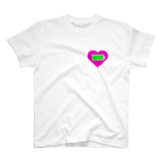 心の充電MAX T-shirts
