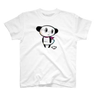 バンブーといっしょ T-shirts
