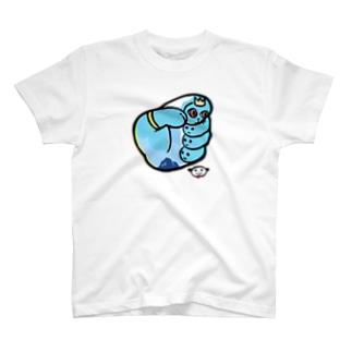 シヴァの手 T-shirts