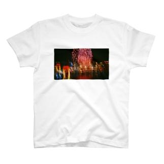 お台場の絶景 T-shirts