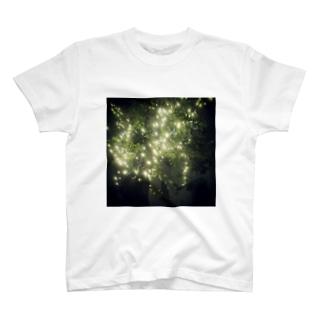電飾 T-shirts