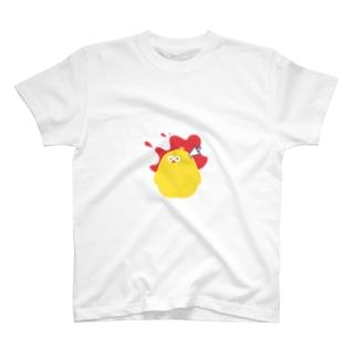 レタッピーTシャツ T-shirts