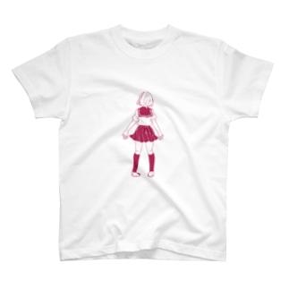 飛び立つ T-shirts