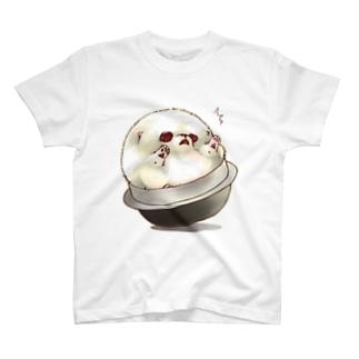 トロ箱戦隊本部の炊き立て白米 T-shirts