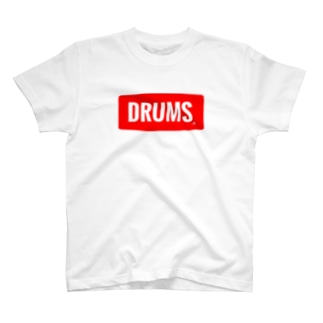 DRUMS OUTDOOR LOGO  T-shirts