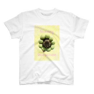popcorn_jumpのlove むるも T-Shirt