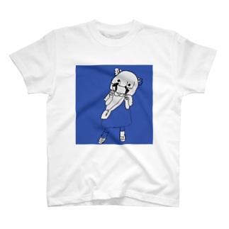 傾き T-shirts