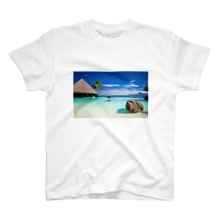 beach9 T-shirts