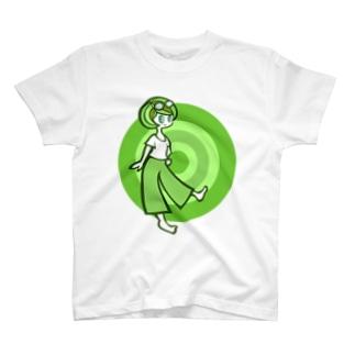 めじろちゃん T-shirts