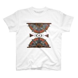 power -彩- T-shirts