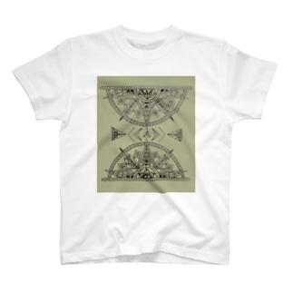 power -渋- T-shirts