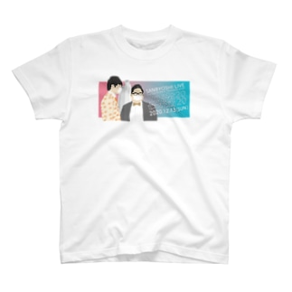 【先行販売】三拍子単独「漫密2020」オリジナルTシャツ T-shirts