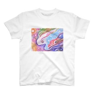 クリーチャーズ 20191119 T-shirts