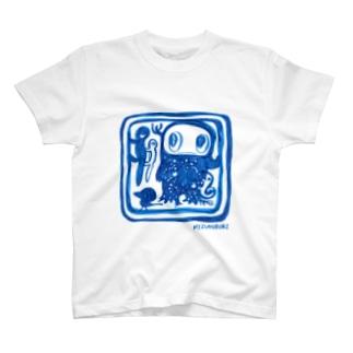 四角い旅 T-shirts
