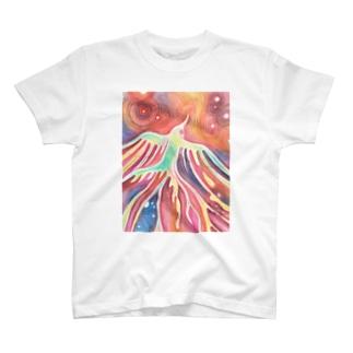 ミズホドリのクリーチャーズ 20201021 T-shirts