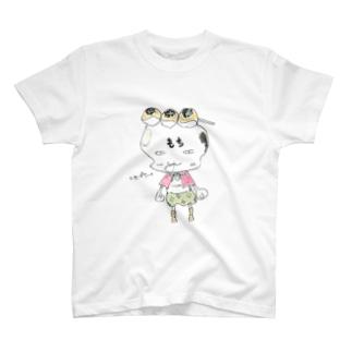 おもちくんシリーズ T-shirts