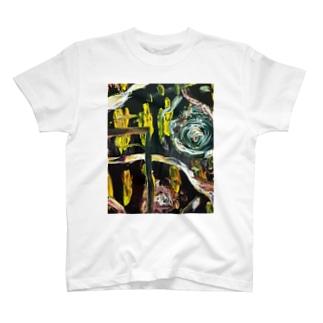 神秘の窓Tシャツ T-shirts