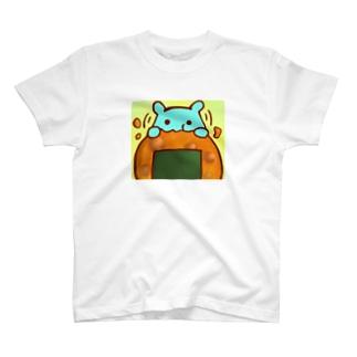 おせんべい【水星人のスイスイちゃん】 T-shirts