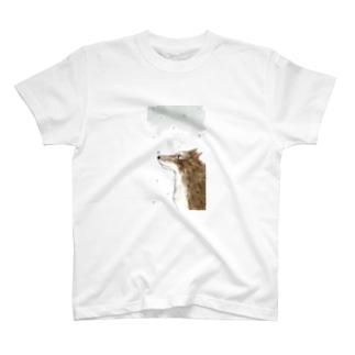 冬狼 T-shirts