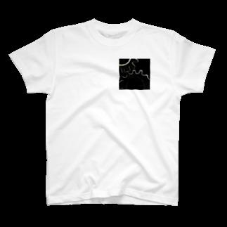 AzulFabの歯車 T-shirts