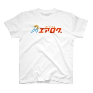 エアログTシャツ T-Shirt