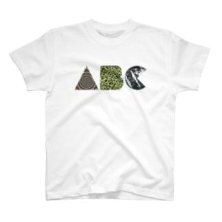 ABC Tee T-shirts