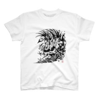 《鳳凰》デザイン T-shirts