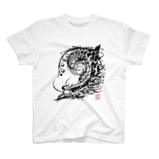 《百足》デザイン T-shirts