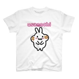 うさもっT Tシャツ
