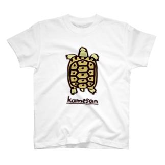 ギリシャリクガメTシャツ T-shirts