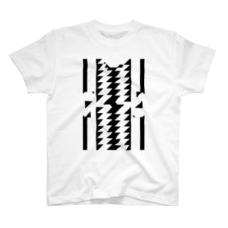 記号シリーズ T-shirts