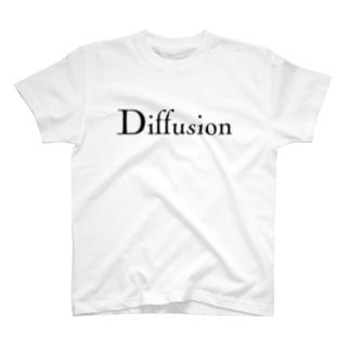 Diffusion Tシャツ T-shirts