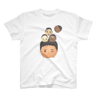 闇鍋メンバーズ T-shirts