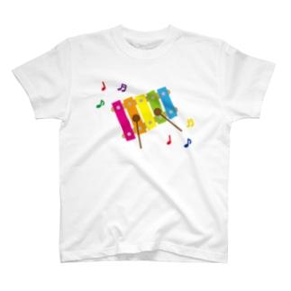 木琴 T-shirts