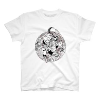 甲斐姫 T-shirts