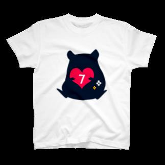 なな♡7 & だいふくのだいふく Tシャツ T-shirts