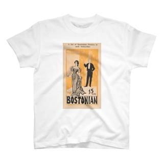 レトロポスター T-shirts
