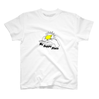 MY HAPPY PLACE SHEEP T-shirts