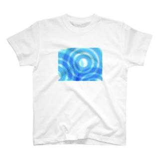 波紋 T-shirts