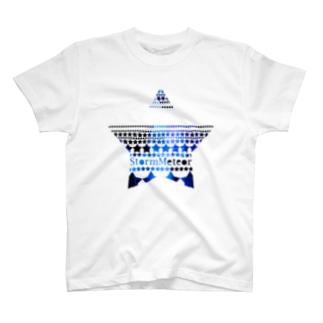 星と星とくらげ T-shirts