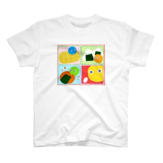 お米一粒【丸い妖精・まるボックル】 T-shirts